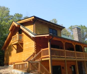 Brookville cabin