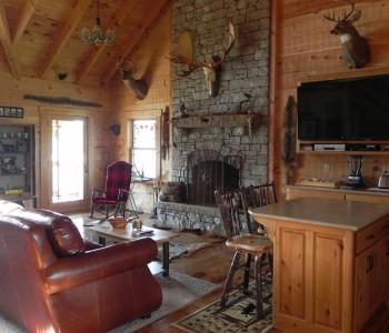 Countrymark Log Homes Craigs Creek