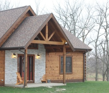 Log homes by Country Mark Log Homes