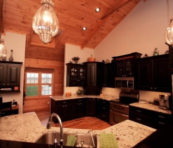 log homes in Kentucky