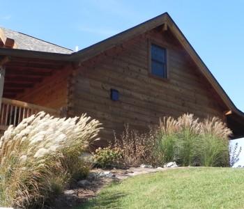 affordable log cabin homes