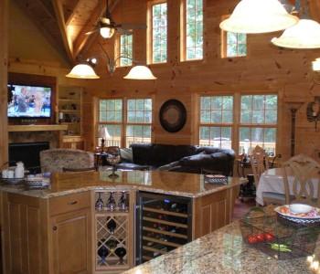 Fall Creek Kitchen 1