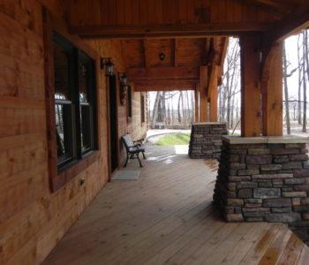 Hogan Creek Front Porch