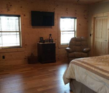 Hogan Creek Master Bedroom
