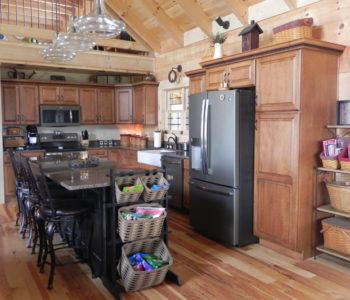Pleasant View II Kitchen