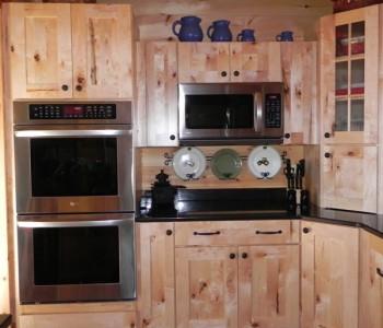 Pleasant View II Kitchen area