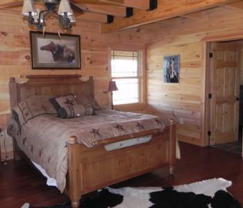 Pleasant View II Master Bedroom