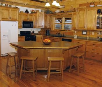 Pleasant View Kitchen