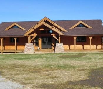 Prairie Ranch Cabin