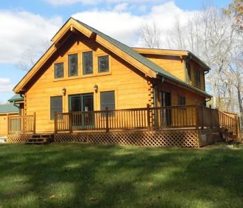 Salem Ridge Hybrid Log Home (3)