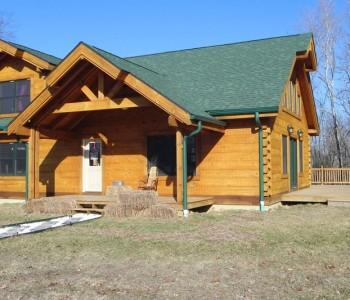 Salem Ridge by Countrymark Log Homes