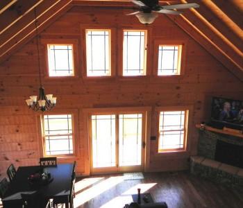 Salem Ridge windows